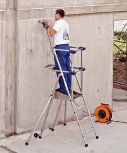 42493 Z300 Лестница-платформа ЦАП. 0,70м